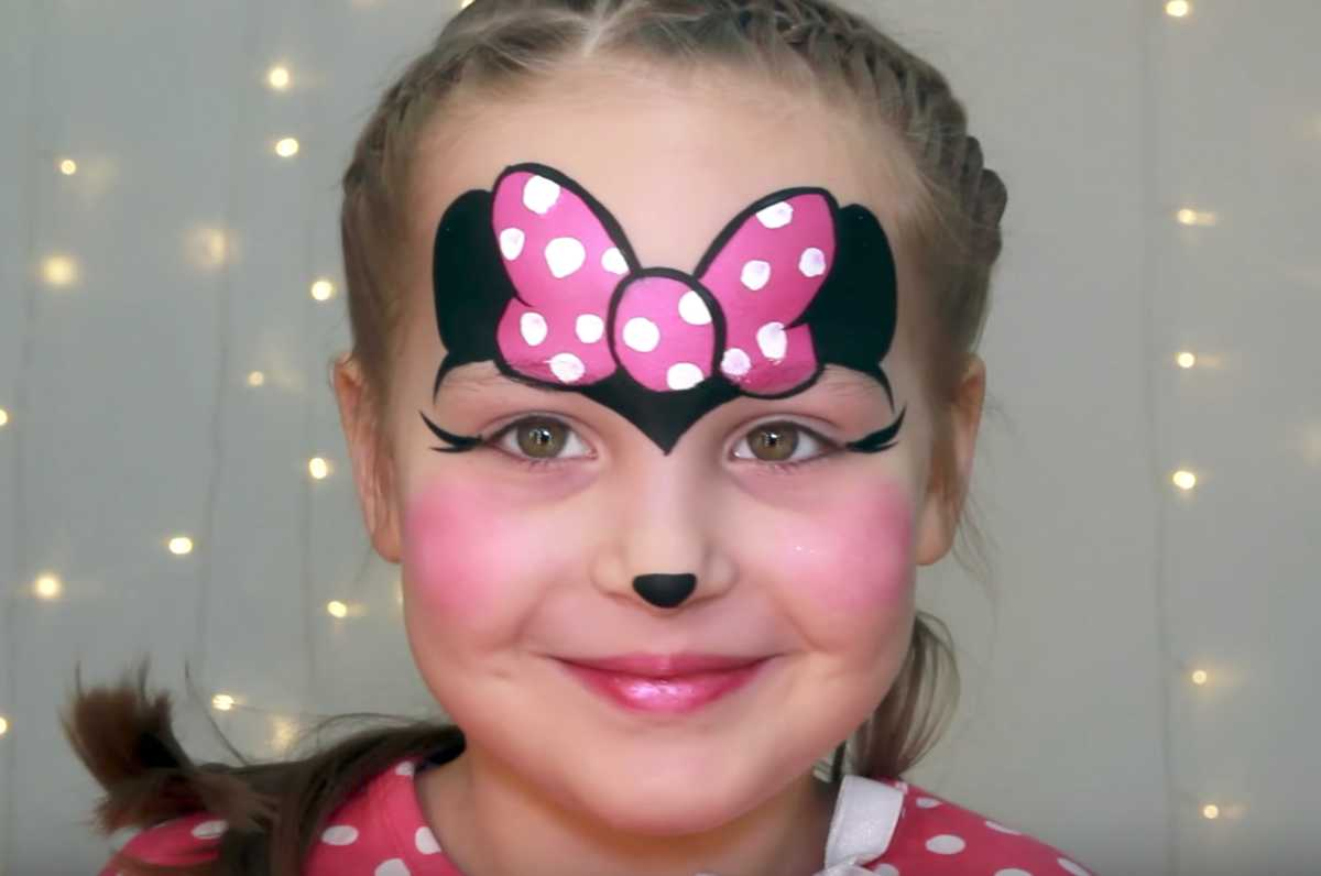 Easy Halloween Face Painting Ideas For Kids Cafemom Com