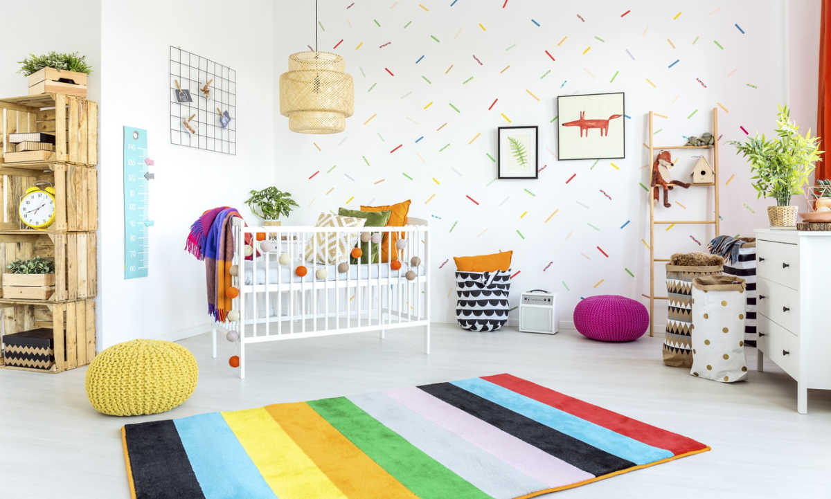 50 Baby Nursery Ideas That Are Gender Neutral Stylish Cafemom Com