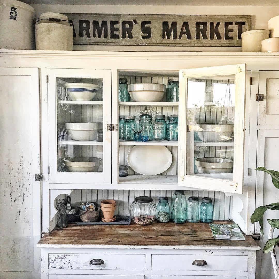 40 Stylish Vintage Storage Ideas Cafemom Com