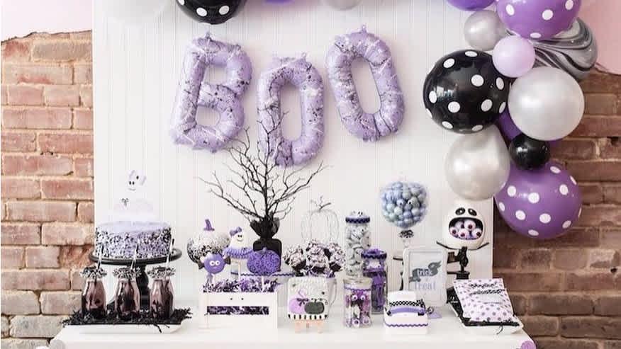 20 Spooktacular Halloween Themed Baby Shower Ideas Cafemom Com