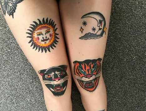40 Small Thigh Tattoos Cafemom Com