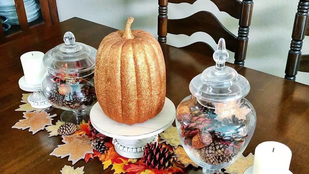20 Festive Thanksgiving Centerpiece Ideas Cafemom Com