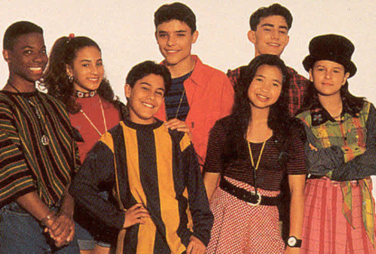 90s kid the shows in The 80's