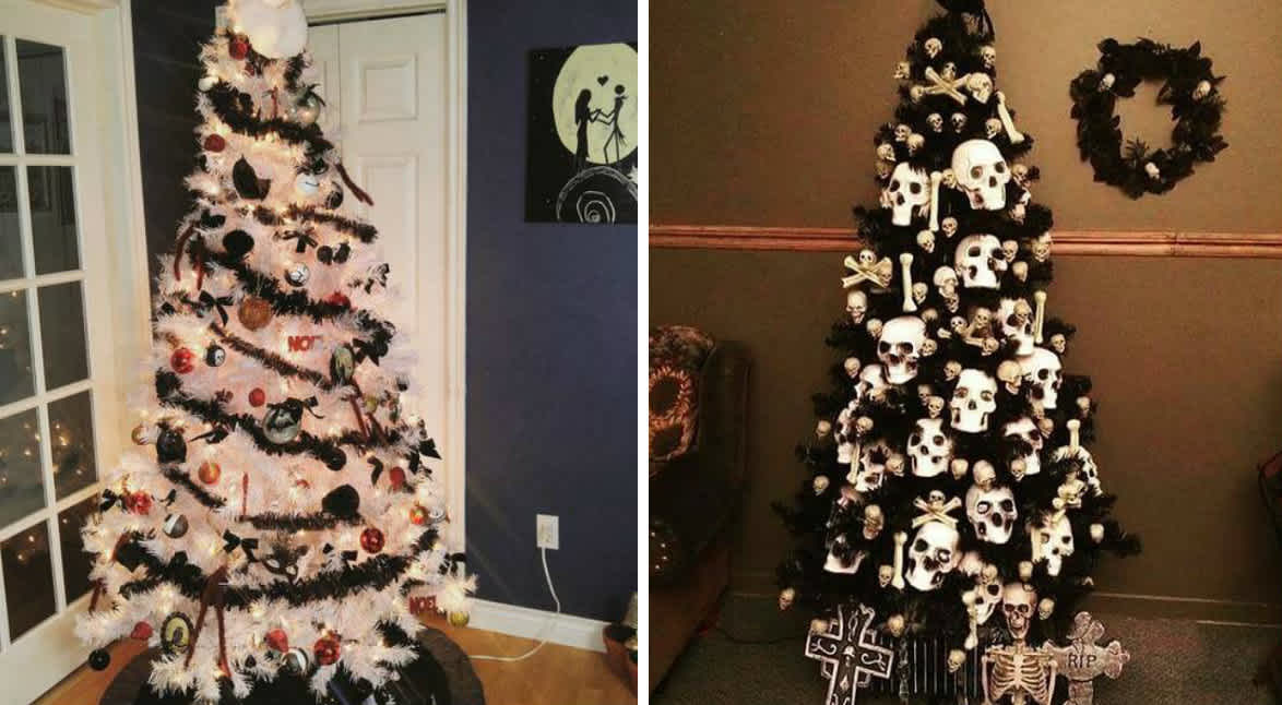20 Halloween Trees That Put Christmas Trees To Shame Cafemom Com