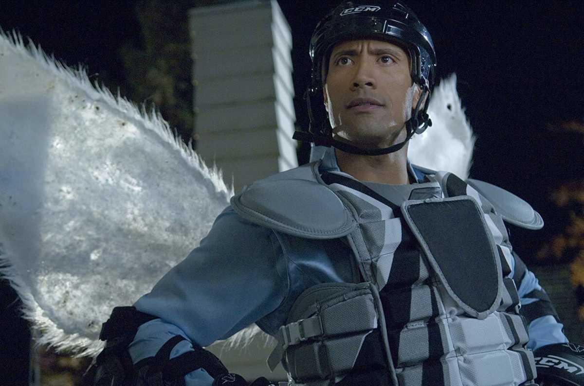 Dwayne Johnson in Tooth Fairy