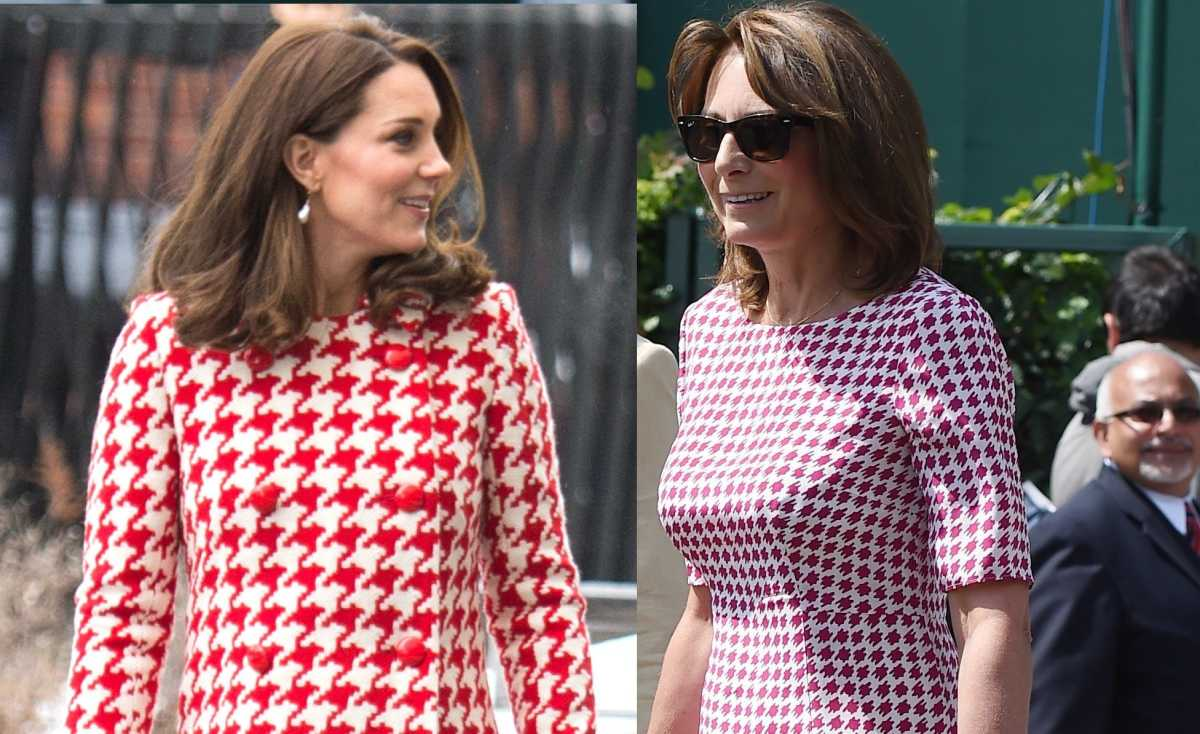 10 Times Kate Middleton Her Mom Were Style Twins Cafemom Com