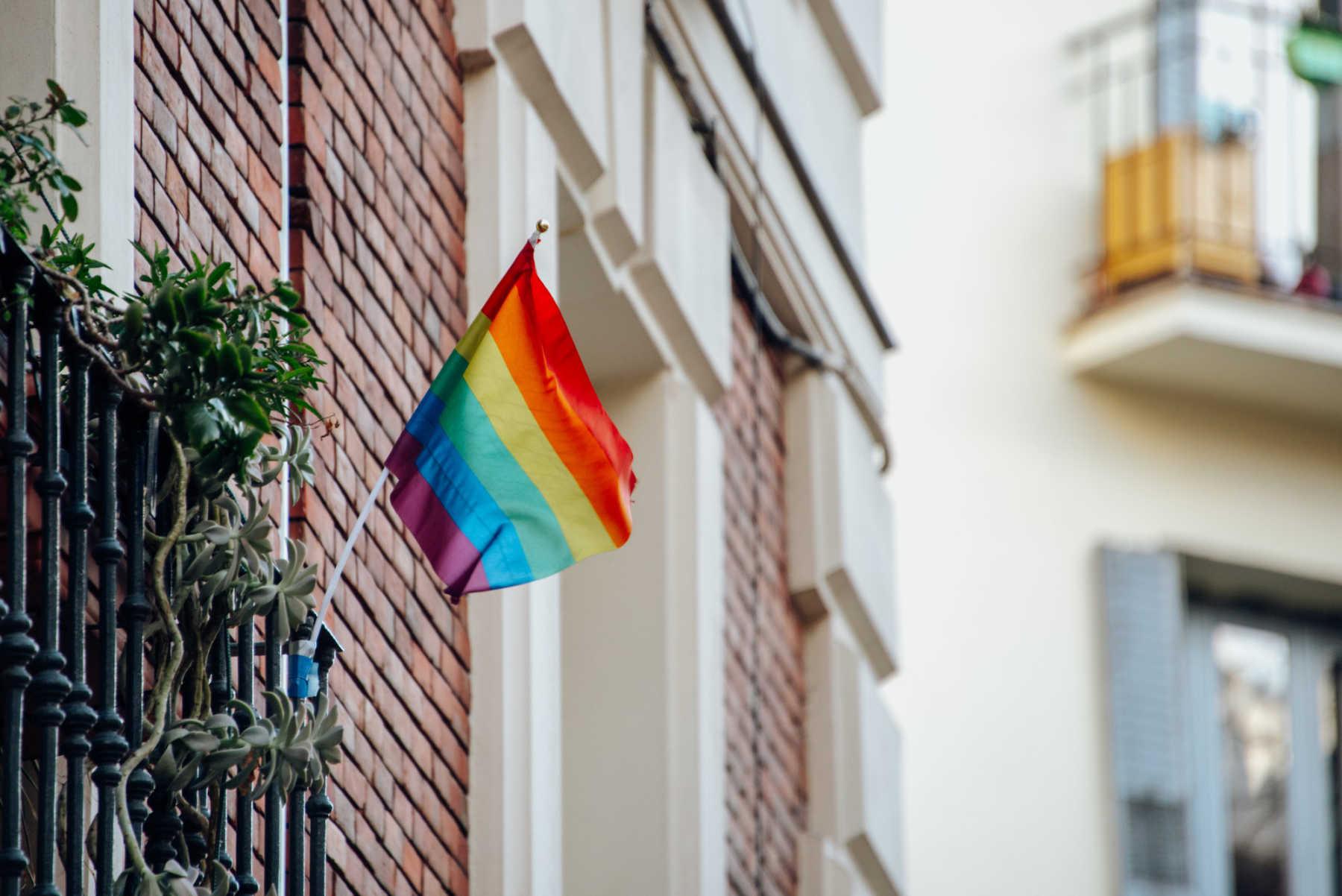 Mom Forces Son To Take Down Pride Flag | CafeMom.com