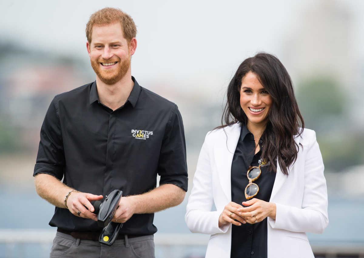 The Best Meghan Markle Harry Photo