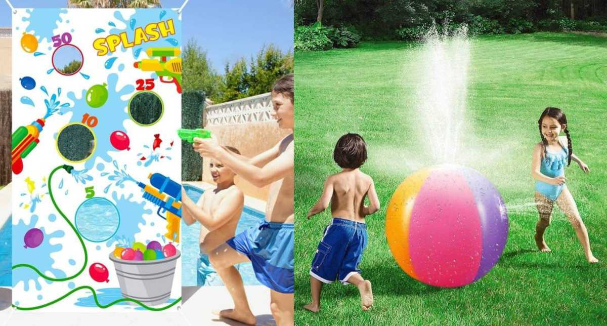 Backyard Water Activities Games To Keep Kids Entertained Cafemom Com
