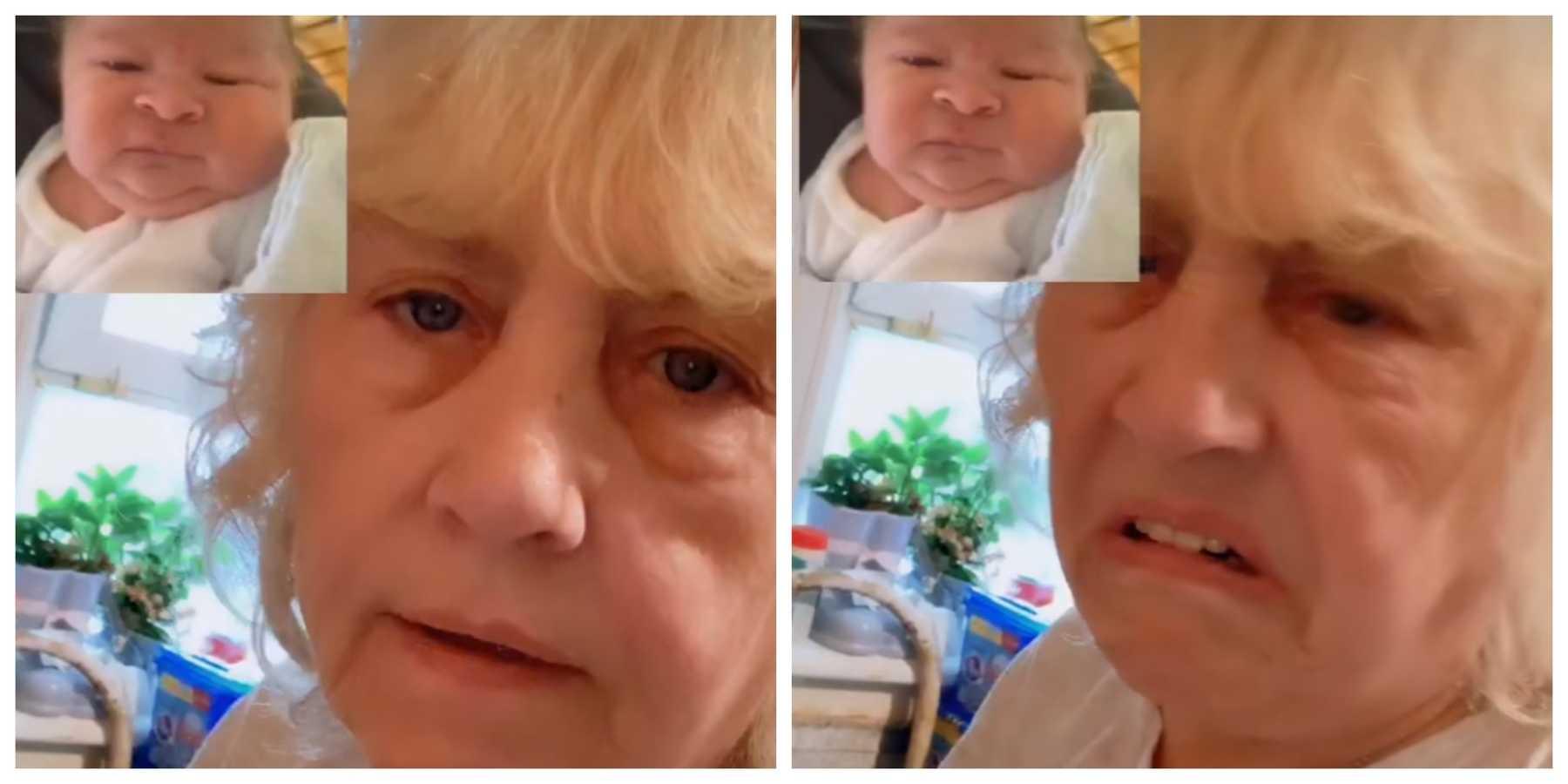 Grandma Caught Calling A Baby Ugly In Tiktok Video Cafemom Com