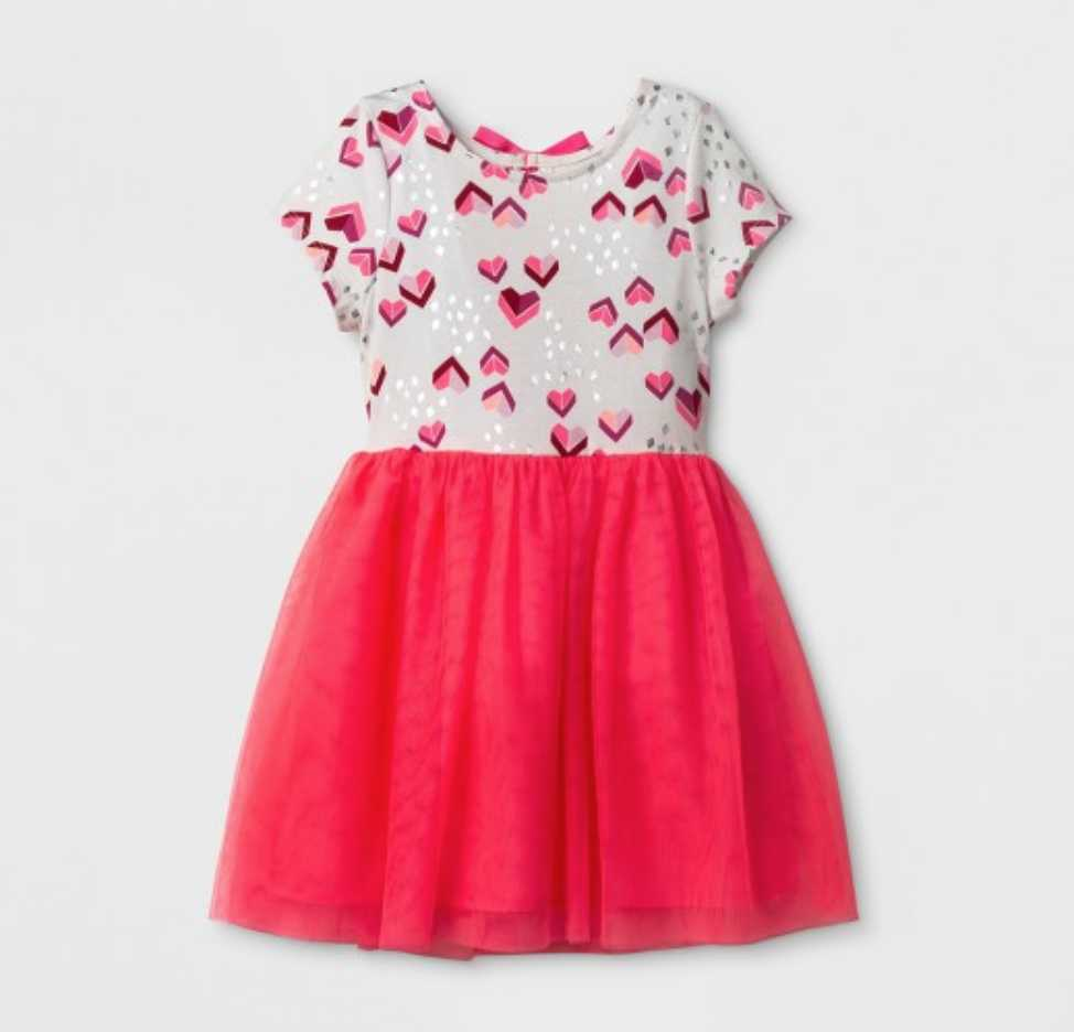 Heart Party Dress