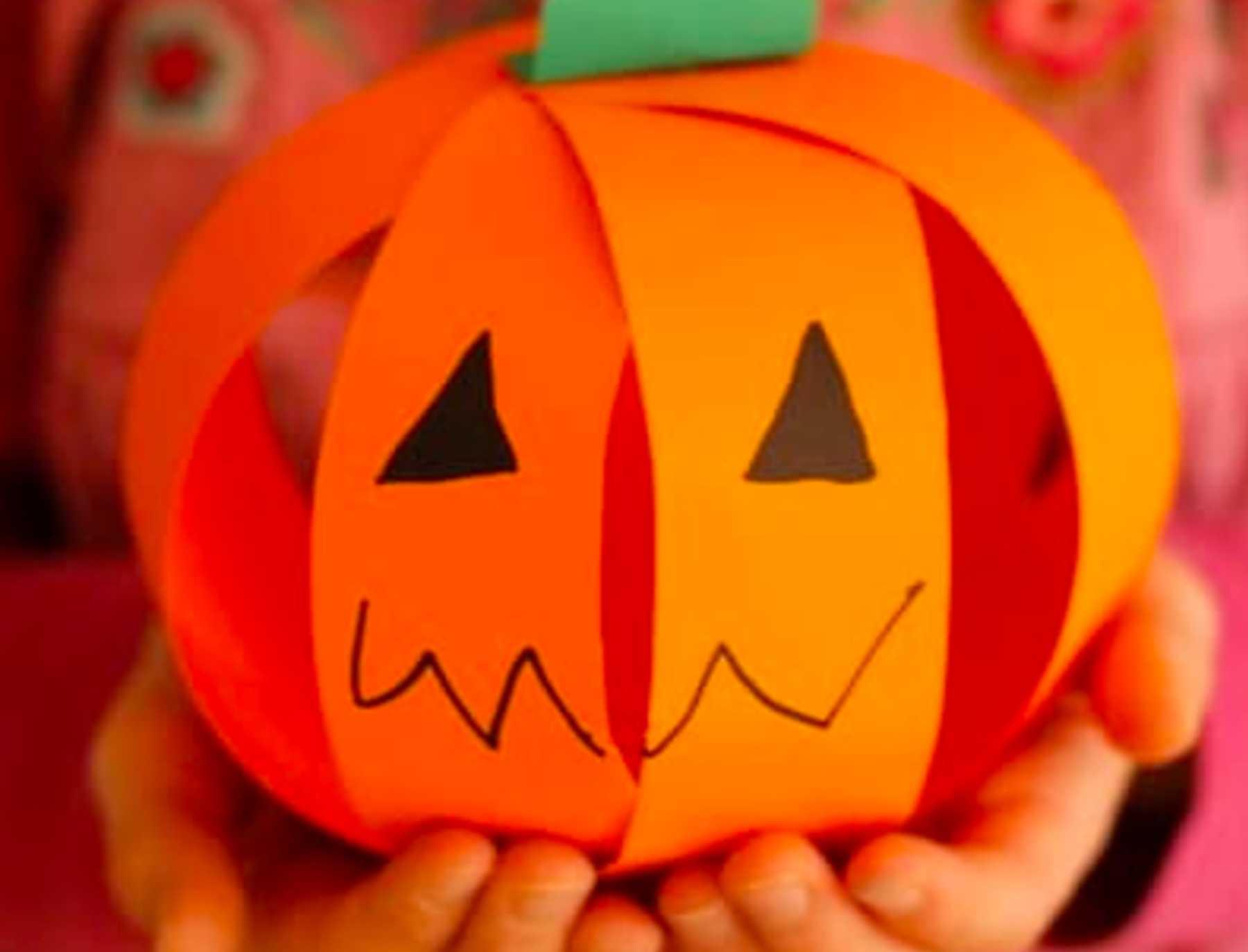 20 Mess Free Halloween Crafts for Kids   CafeMom.com