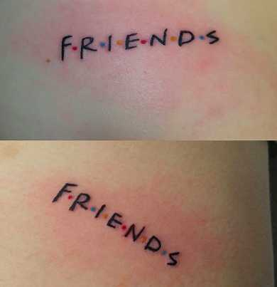 Tatuajes De Amigos