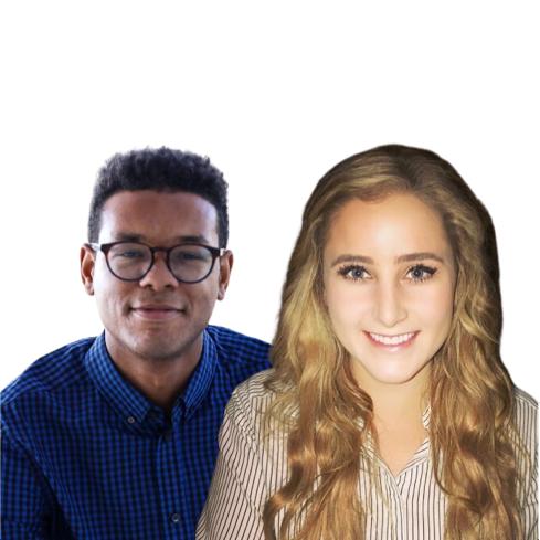 Christian Glason & Kelsey Bowman