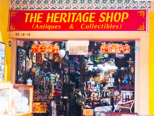 The Heritage Shop Article Photo WR Resized