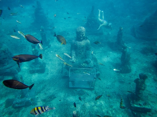 Underwater Buddha Article Photo WR Resized