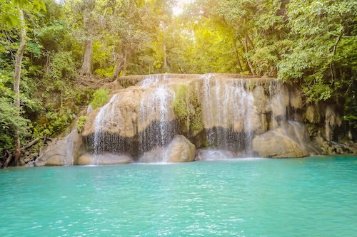 Erawan Waterfall Article Photo Canva Resized