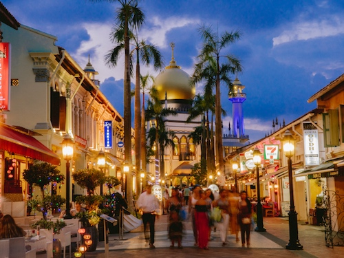 Capture the Glam in Kampong Glam - Overview & History Article Photo WR 9 Resized