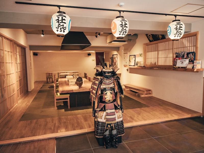 Samurai Hotel Asakusa Article Photo Business 2 Resized