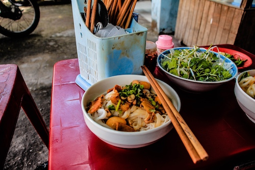 Great Vietnamese food Article Photo Unsplash Resized