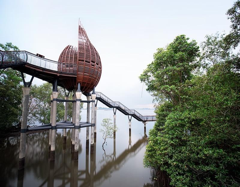 Secrets of Kranji: A Guide to Sungei Buloh Wetland Reserve - WorldRoamer®