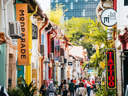 Capture the Glam in Kampong Glam - Overview & History Article Photo WR 8 Resized