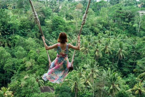 Swinging in the jungle (Bali swing) Article Photo WR Resized