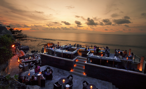 Rock Bar at Ayana Resort, Jimbaran Article Photo Business Resized
