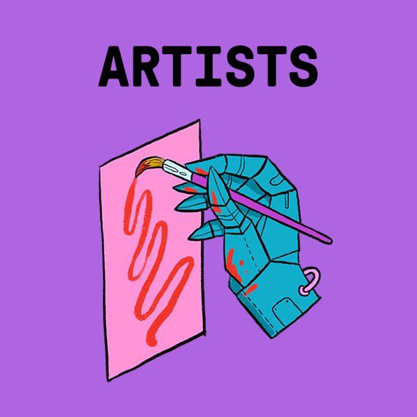 IN{TV} - EP 5 - ARTISTS: 'EARTH' minus 'ART' is just 'EH'