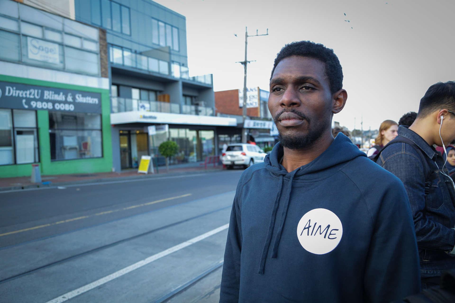 AIME's FIRST African Australian Program Day