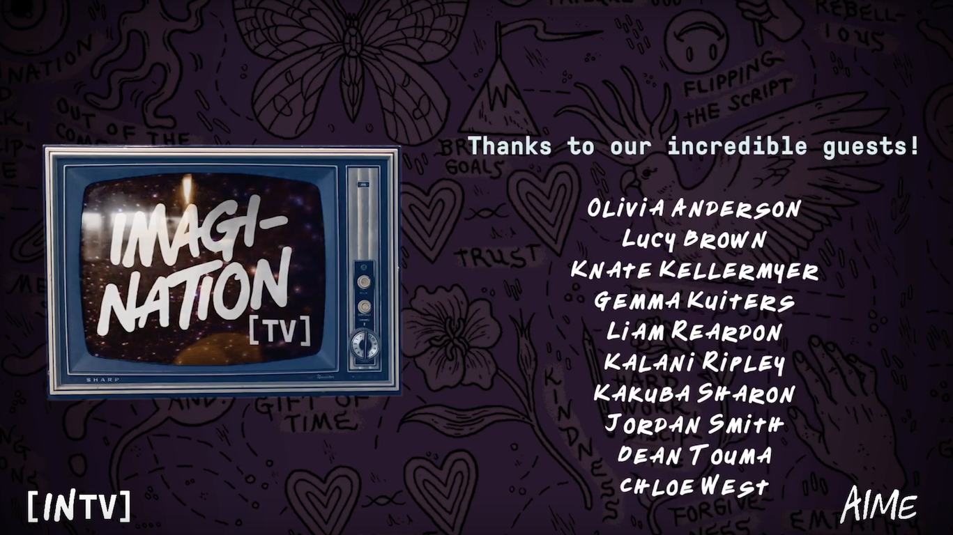 AIME INTV CREDITS EP2