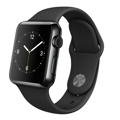 Apple Watch 38mm Black