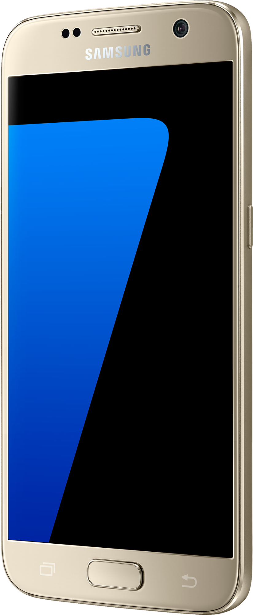 Samsung Galaxy S7 Platinum gull