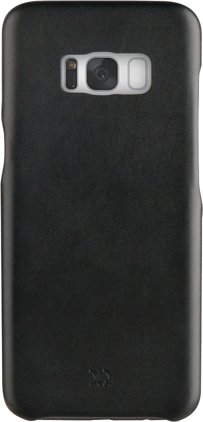 Xqisit iPlate Gimone Galaxy S8 Svart