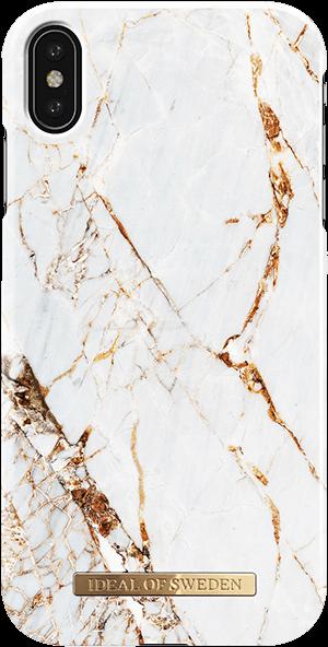 Ideal of Sweden Case iPhone Xs Max Carrara Gold