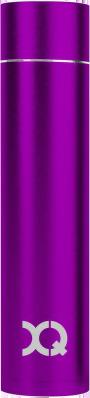 Xqisit PowerBank 2600mAh MicroUSB Purple