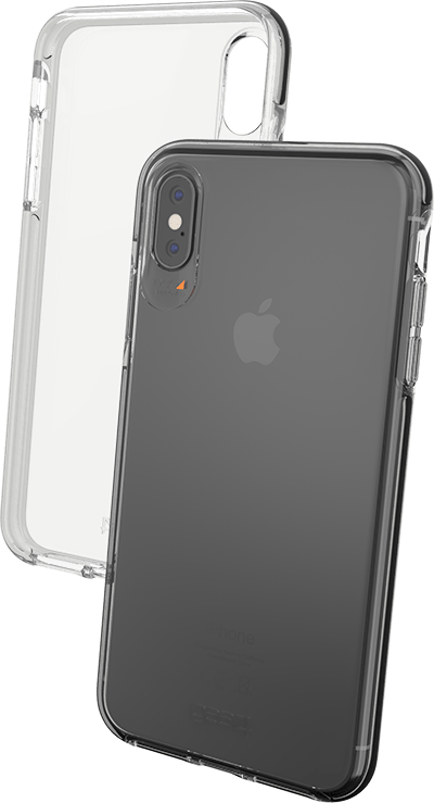 Gear4 D3O Crystal Palace iPhone Xs Max Gjennomsiktig