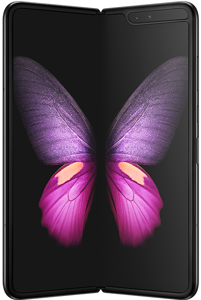 Galaxy Fold 512GB Cosmos Black