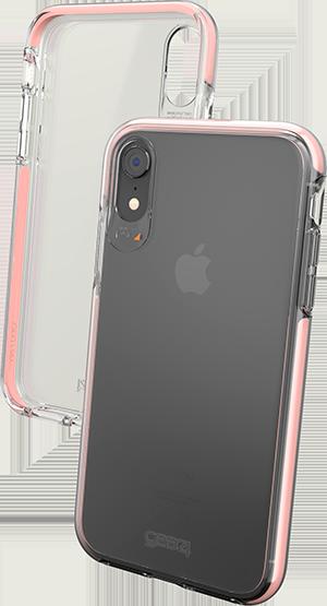 Gear4 D3O Tone iPhone XR Rosa