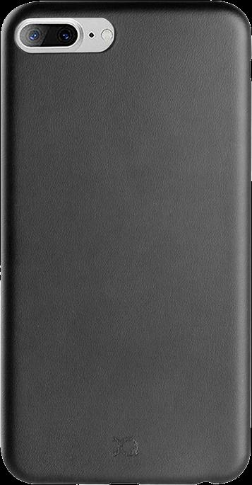 Xqisit   iPlate Gimone iPhone 6s+/7+ Svart