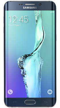 Samsung Galaxy S6 edge+ 64GB Safirsvart