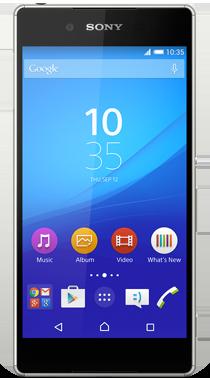 Sony Xperia Z3+ - minste totalpris 12 mnd