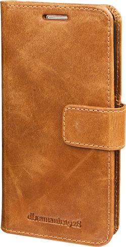 Dbramante Wallet CPH Galaxy S8 Lys brun