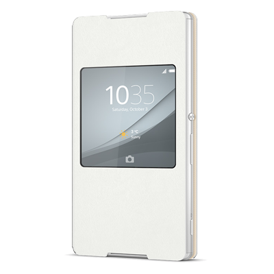 Sony Cover SCR30 Xperia Z3+ White