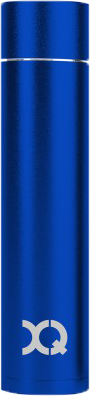 Xqisit PowerBank 2600mAh MicroUSB Blue