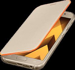 Samsung Neon Flip Galaxy A3(2017) Gull