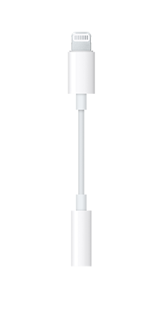 Apple Lightning to 3.5mm Jack Adapter