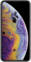 iphone-xs-sølv-front