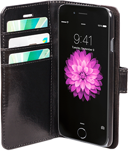 Wallet Copenhagen iPhone 6/6s Black