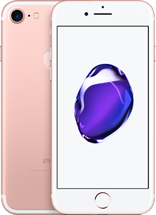 <strong>iPhone 7 32 GB</strong><br/>Minste totalpris 12 md. <br/>med SMART Pluss